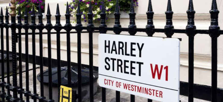 Harley-Street London
