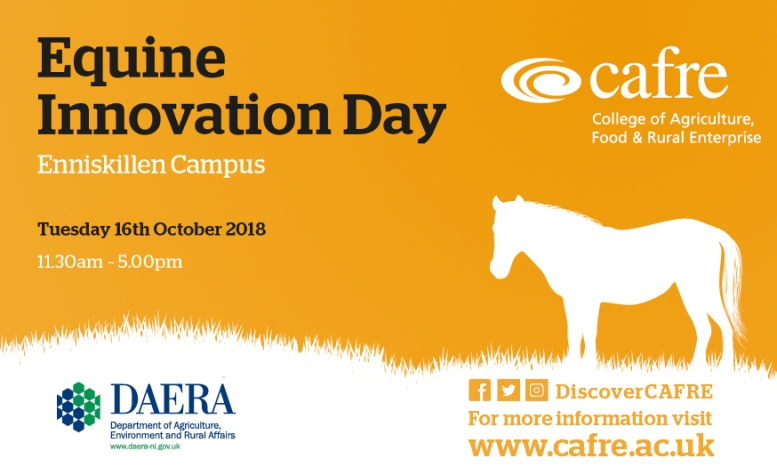 Cafre Equine Innovation Day