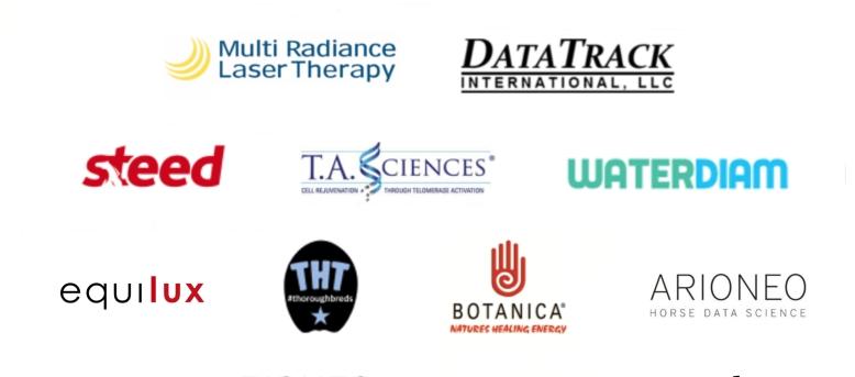 HorseTech Conference Ireland Sponsor additions