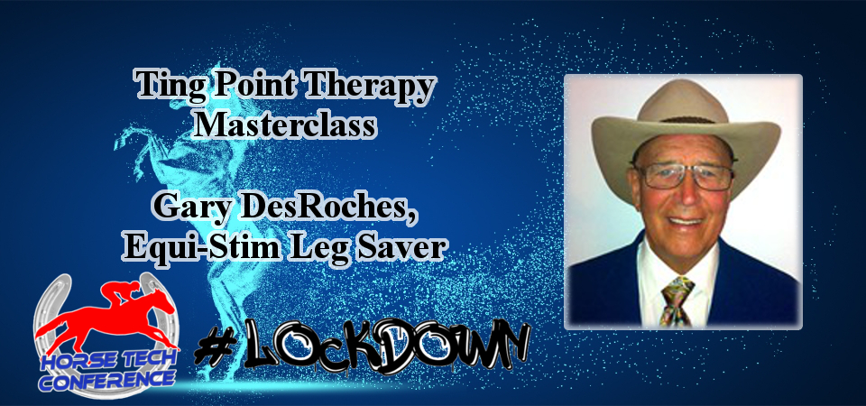 Lockdown HorseTech Conference Speaker Gary DesRoches