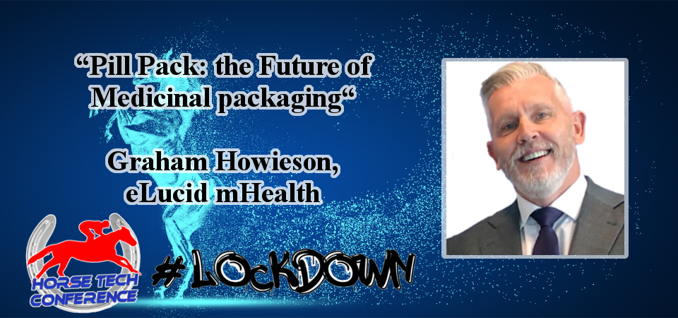 Lockdown HorseTech Conference Speaker Graham Howieson