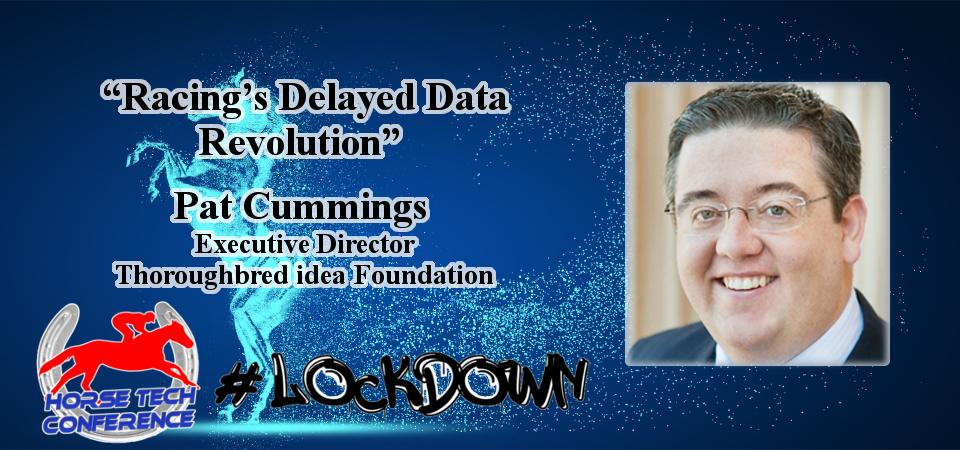 Lockdown HorseTech Conference Speaker Pat Cummings