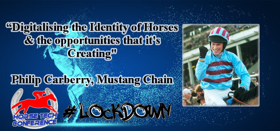 Lockdown HorseTech Conference Speaker Philip Carberry