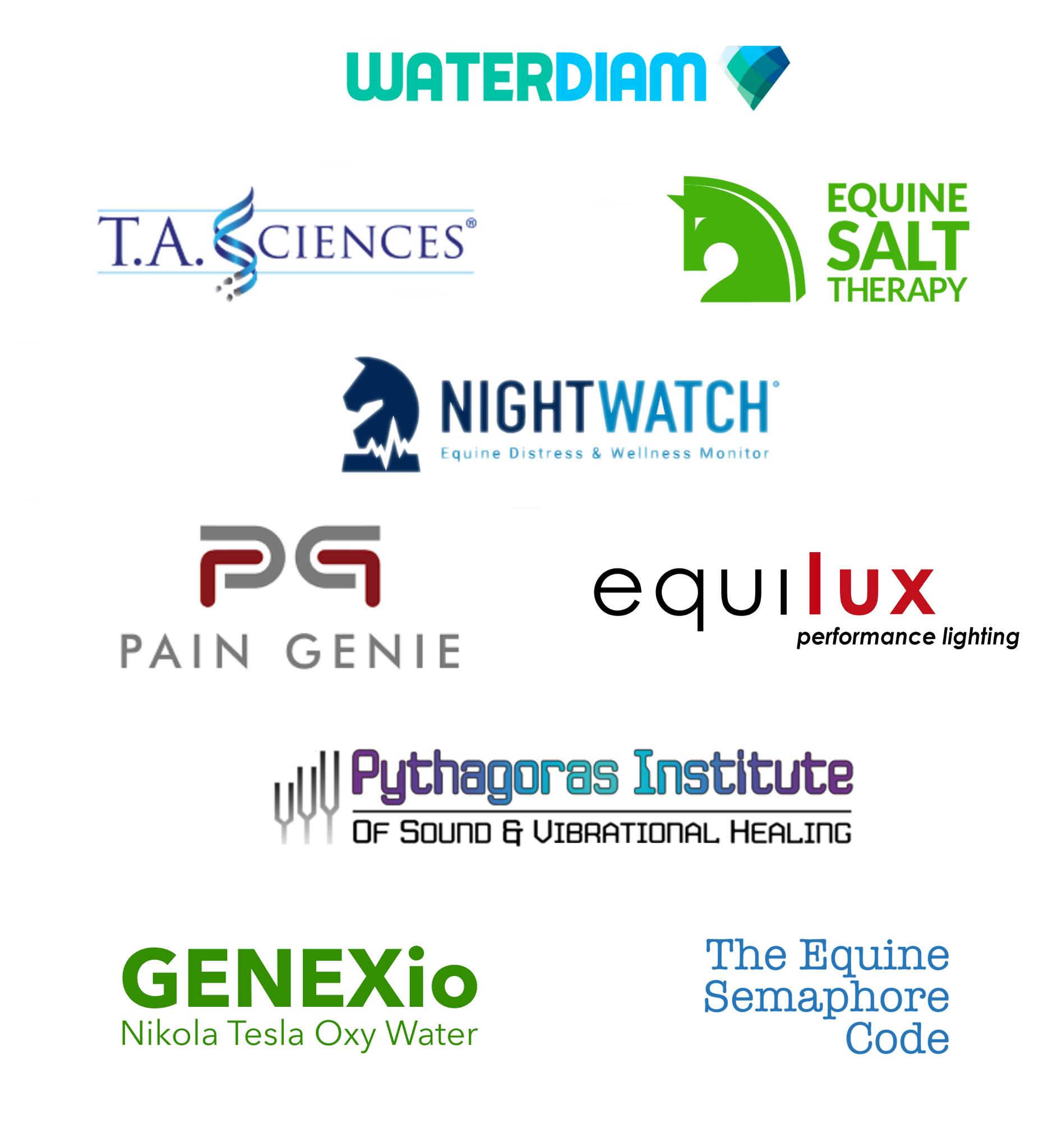HorseTech Conference USA Sponsors 2021